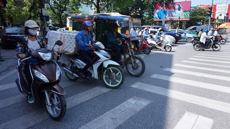 Dự báo thời tiết 30/4: Hà Nội sắp nóng 36 độ
