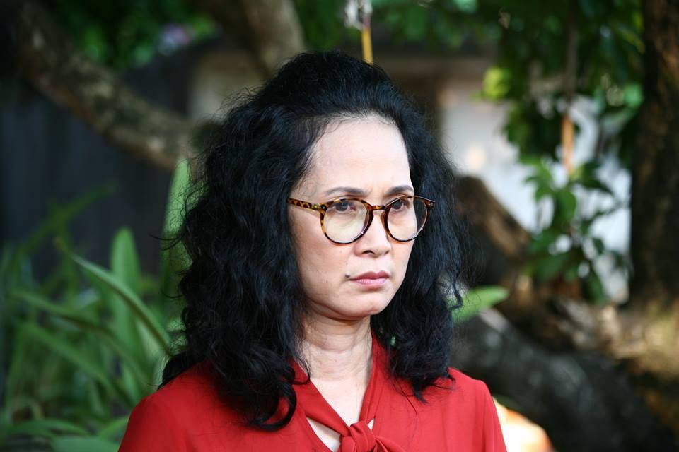 Phản ứng của NSND Lan Hương khi bức xúc mẹ chồng
