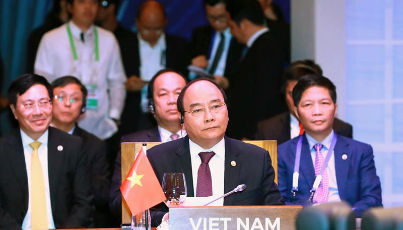 Thủ tướng Nguyễn Xuân Phúc: ASEAN cần lấy người dân làm trung tâm
