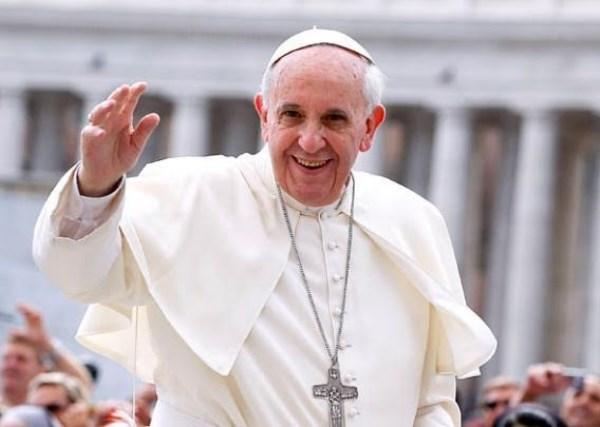 giáo hoàng, giáo hoàng Francis, TED