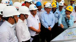 Bộ TN&MT bác bỏ tin đồn Formosa phát thải dioxin