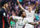 Ronaldo suýt thành tội đồ, Marcelo cứu rỗi Real