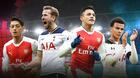 Tottenham vs Arsenal: Rực lửa derby London