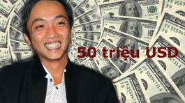Bố chồng Hà Tăng bán phở, Cường đôla ứng 50 triệu USD trả nợ