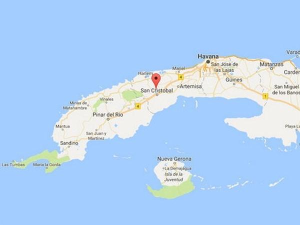 Máy bay Cuba đâm vào núi, 8 quân nhân thiệt mạng