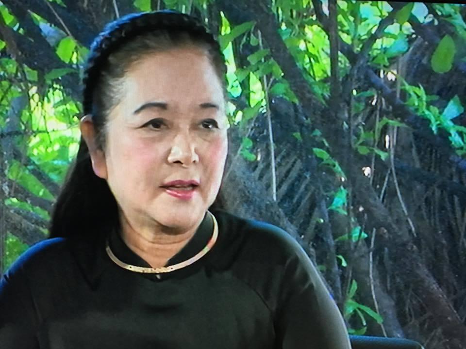 Gặp lại Ni cô Huyền Trang sau 31 năm