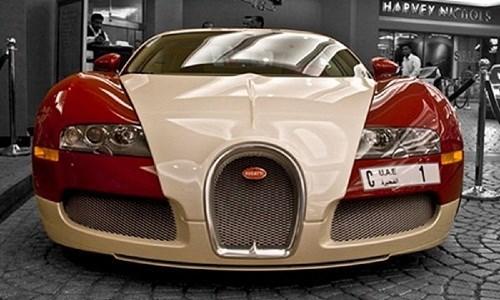 Ý nghĩa ít biết của loạt biển số xe đắt nhất thế giới