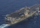 Triều Tiên phóng tên lửa thất bại, tàu sân bay Mỹ tập trận