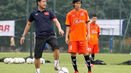 HLV Hữu Thắng gọi Tuấn Anh lên U23 Việt Nam chỉ để kiểm tra