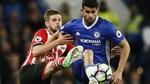 Everton 0-0 Chelsea: Đôi công hấp dẫn (H1)