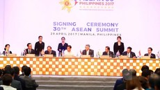 Hội nghị cấp cao ASEAN kết thúc mà chưa ra được tuyên bố chung