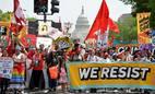 Dân Mỹ biểu tình phản đối chính sách môi trường