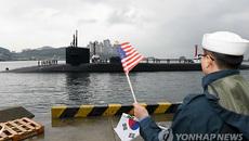 Triều Tiên dọa đánh chìm tàu ngầm hạt nhân Mỹ