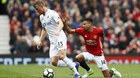 Video bàn thắng MU 1-1 Swansea