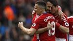 Middlesbrough 2-1 Man City: Chambers lập công (H2)