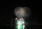 Những màn trình diễn pháo hoa tuyệt đẹp trên sông Hàn