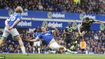 Everton 0-2 Chelsea: Cahill nhân đôi cách biệt (H2)