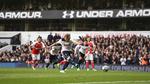 Video bàn thắng Tottenham 2-0 Arsenal