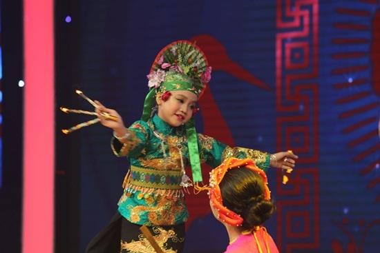 Biệt tài tí hon,Minh Khánh,Game show