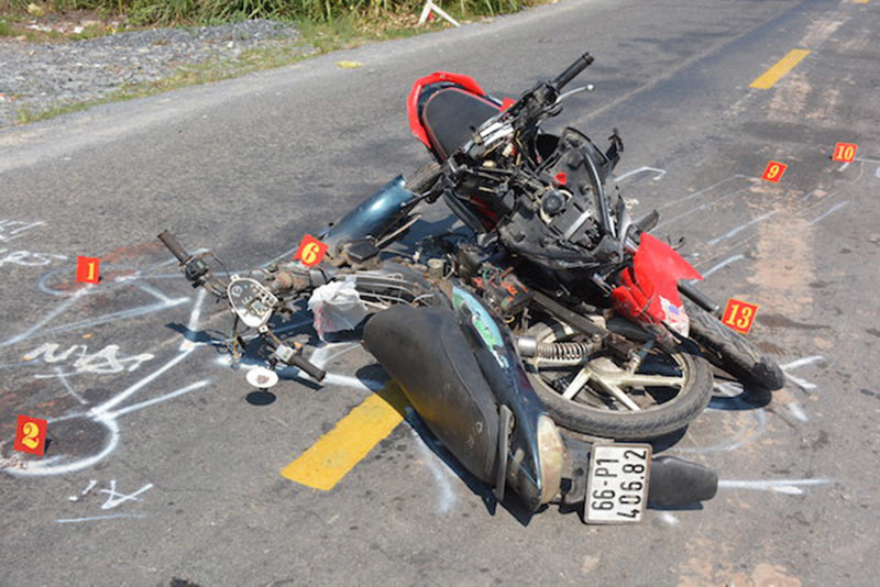 tai nạn giao thông, tai nạn, tai nạn chết người