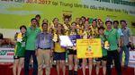 Giải bóng chuyền nữ quốc tế VTV9 Bình Điền: Điểm 10 cho chất lượng
