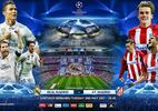 Real Madrid vs Atletico: Căng thẳng derby sinh tử
