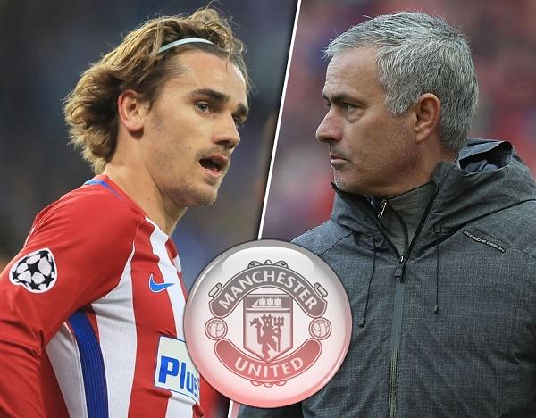 Mourinho gặp đàm phán Griezmann, lộ kế hoạch của MU