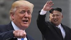 Ông Trump ra điều kiện gặp Kim Jong Un