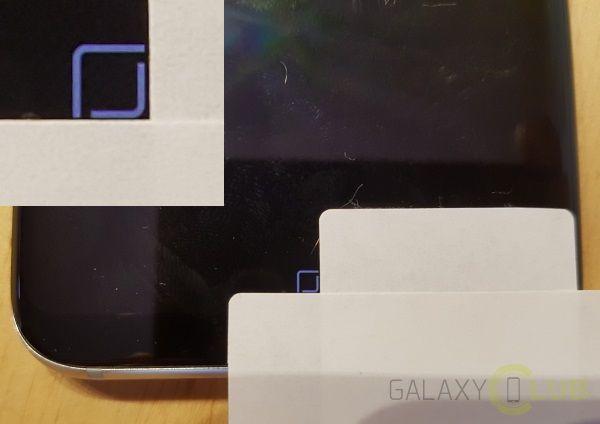 Tại sao nút Home của Galaxy S8 liên tục di chuyển trên màn hình?