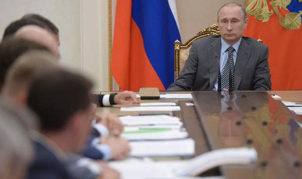 Putin, Nga