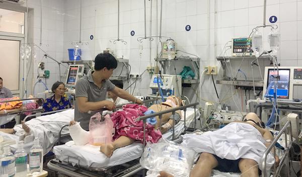 4 ngày nghỉ lễ: Bệnh nhân tai nạn giao thông xếp hàng chờ mổ