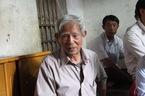 Cụ Lê Đình Kình xuất viện, trở về thôn Hoành