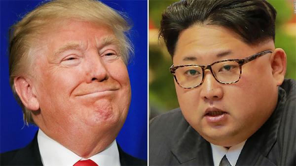Donald Trump,Kim Jong Un,Mỹ,Triều Tiên