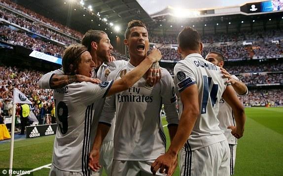 Lịch thi đấu bóng đá hôm nay, trực tiếp Real vs Atletico