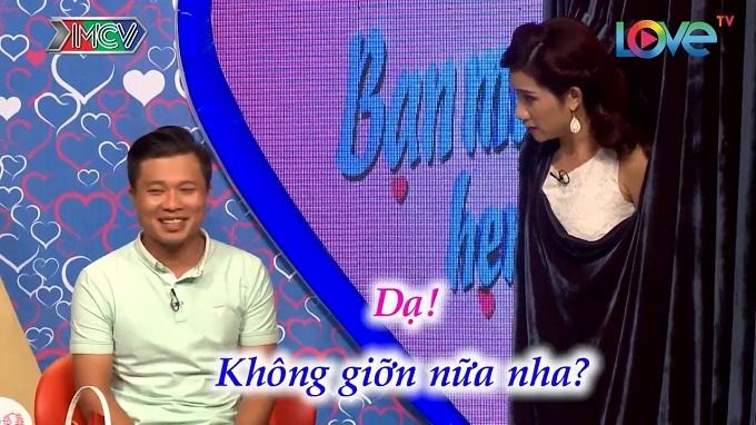 Bạn muốn hẹn hò, MC Quyền Linh, MC Cát Tường, Game show