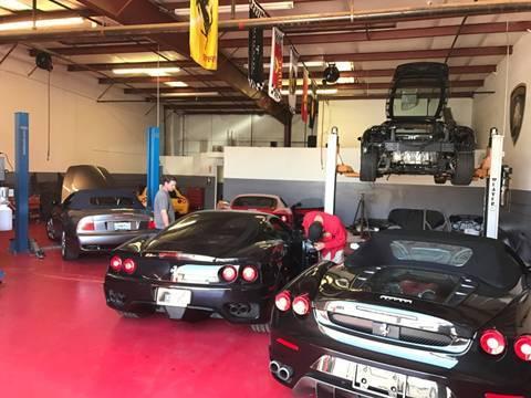 siêu xe, siêu xe cũ, phụ tùng bãi, siêu xe Ferrari 45, siêu xe thể thao