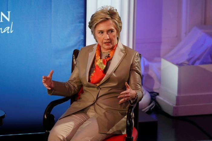 Hillary Clinton, bầu cử tổng thống Mỹ, WikiLeaks