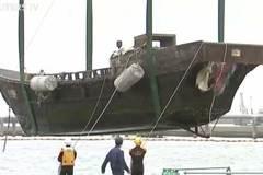 """Nhật phát hiện nhiều """"tàu ma"""" chứa thi thể thối rữa"""