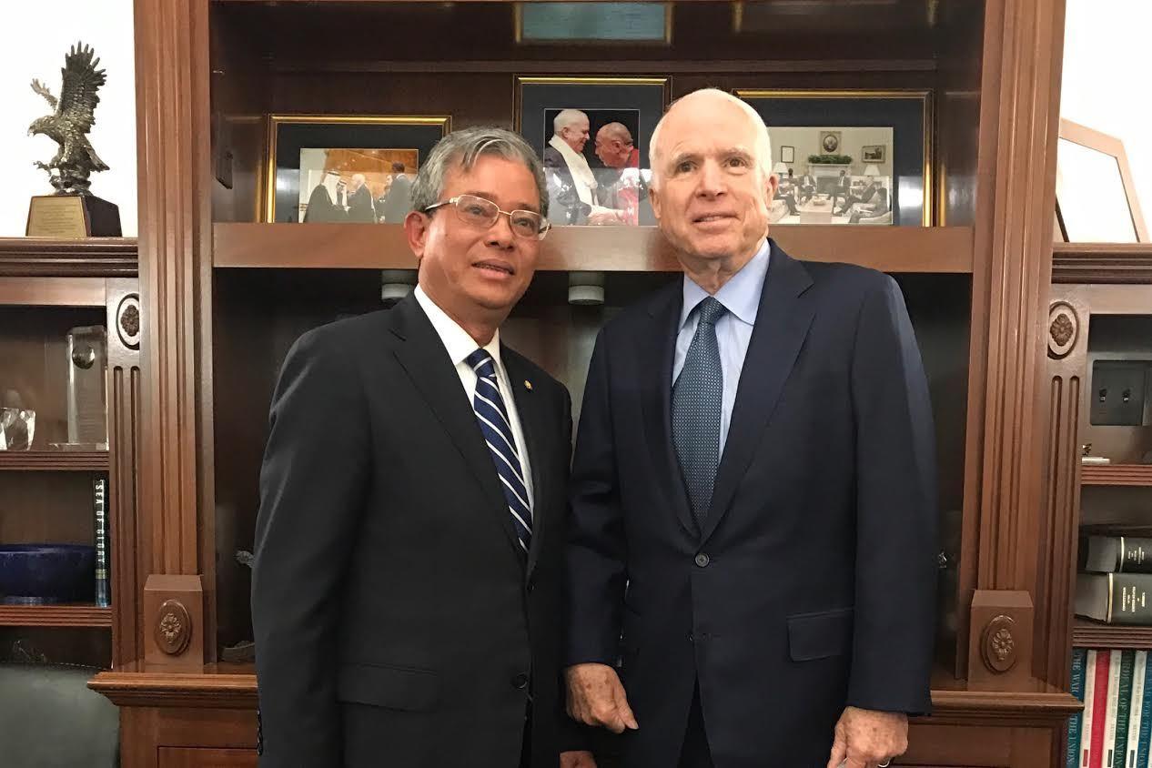 Thúc đẩy chuyến thăm của Thủ tướng VN và Tổng thống Mỹ