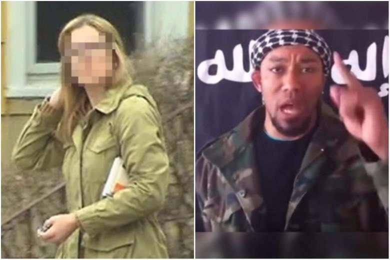 Chuyện tình khó tin của của nữ điệp viên Mỹ và phiến quân IS