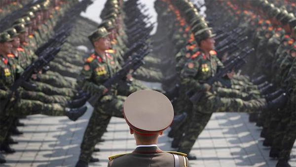 Triều Tiên, tình hình Triều Tiên, chiến tranh Triều Tiên, Mỹ