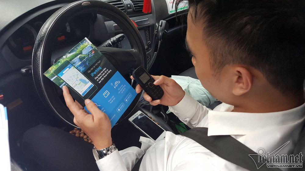 Đỗ xe thông minh, tài xế ngơ ngác