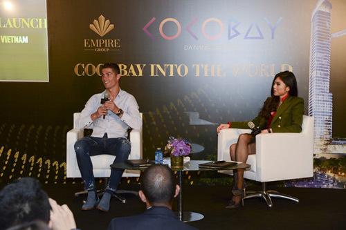 Cơ duyên giữa nữ doanh nhân Việt và CR7