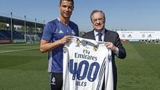Hạ sát Atletico, Ronaldo được chủ tịch Perez tặng quà đặc biệt
