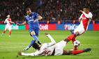 """Higuain """"nổ"""" cú đúp, Juventus nhấn chìm Monaco"""