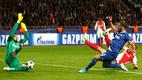 """Xem Higuain vung 2 """"nhát kiếm"""" kết liễu Monaco"""