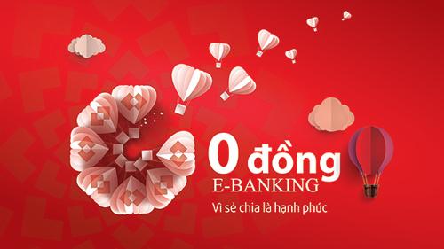 Thêm nhiều ưu đãi từ E-Banking Techcombank