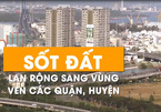 Giá đất ở Sài Gòn vượt đỉnh 2007 như thế nào?