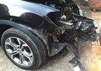 Xe BMW đâm gốc me, Chủ tịch huyện Côn Đảo tử vong