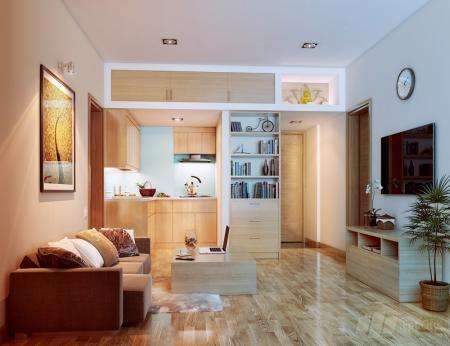Bộ Xây dựng, căn hộ chung cư